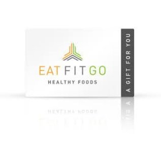 Giftcards - Eat Fit Go $25