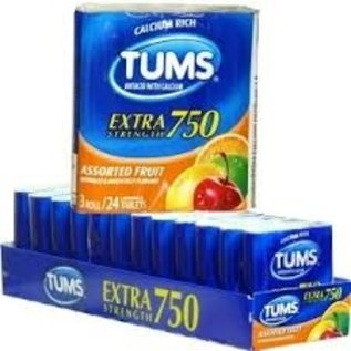 Tums, 3 pack