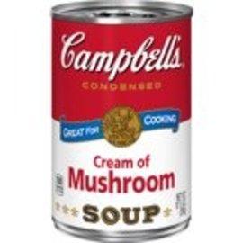 Cream of Mushroom Soup 10.5 Condensed