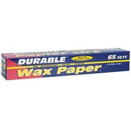 NEW!Wax Paper 65 sgft