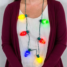 NEW!Light Up Necklace
