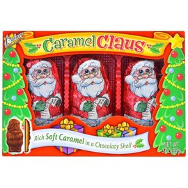 NEW!Caramel Claus Candy