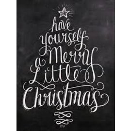 NEW!! Have Yourself a Merry Little Christmas Card
