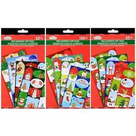Christmas Gift Tags 104ct