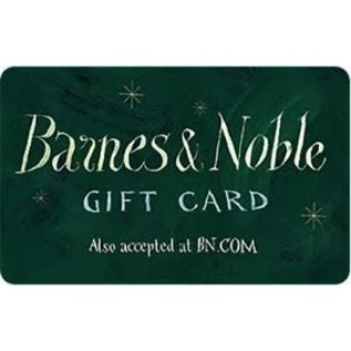 Giftcards - Barnes & Noble $10