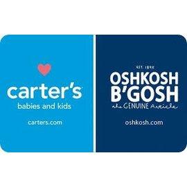 NEW!!Giftcards - Carter's / OshKosh $25