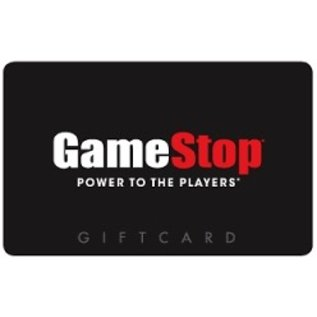 Giftcards - Game Stop $25