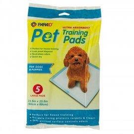 NEW!!Pet Training Pads 5 ct