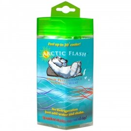 NEW!!Arctic Flash Cool Wrap Orange