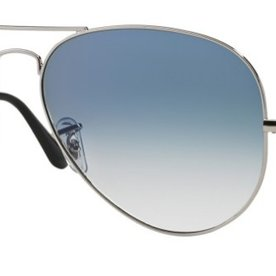 Ray Ban Aviator Blue Lense