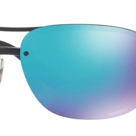 Ray Ban Square Blue Chromance