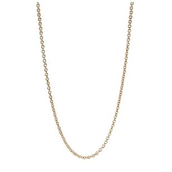 Pandora Gold Chain, 42cm / 16.5in