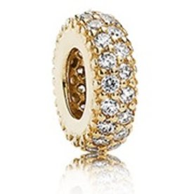 Pandora Inspiration Within Spacer, Gold