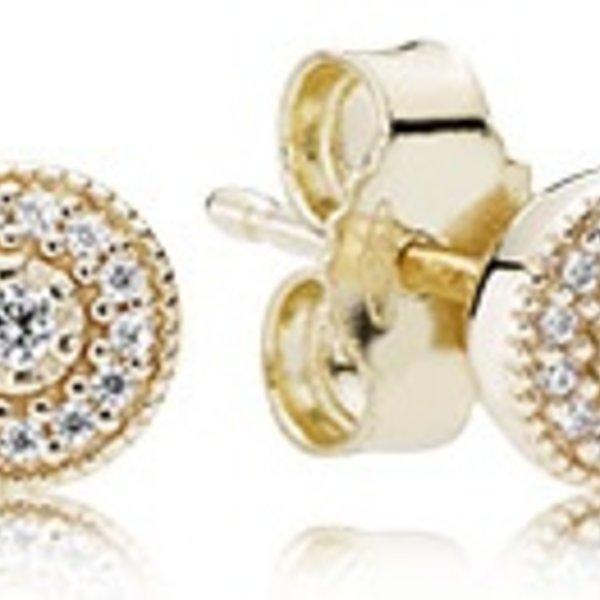 Pandora Radiant Elegance Stud Earrings
