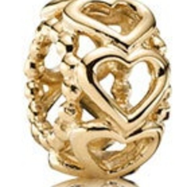 Pandora Lucky In Love Spacer