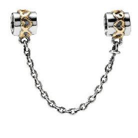 Pandora Heart Safety Chain
