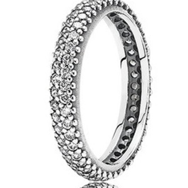 Pandora Inspiration Within Ring, Size 7
