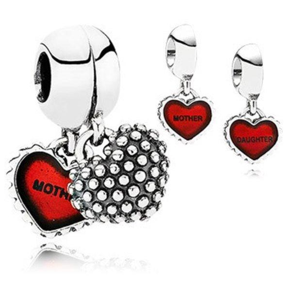 Pandora Piece of My Heart, Daughter Charm