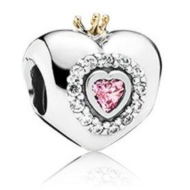 Pandora Princess Heart Charm