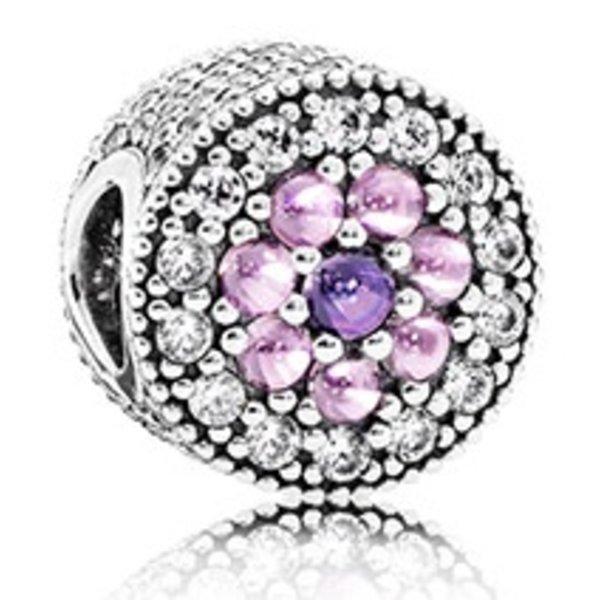 Pandora Dazzling Floral Charm