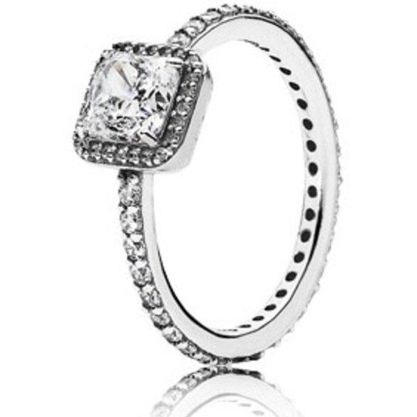 Pandora Timeless Elegance Ring, Size 5