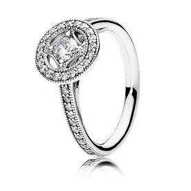 Pandora Vintage Allure Ring, Size 7