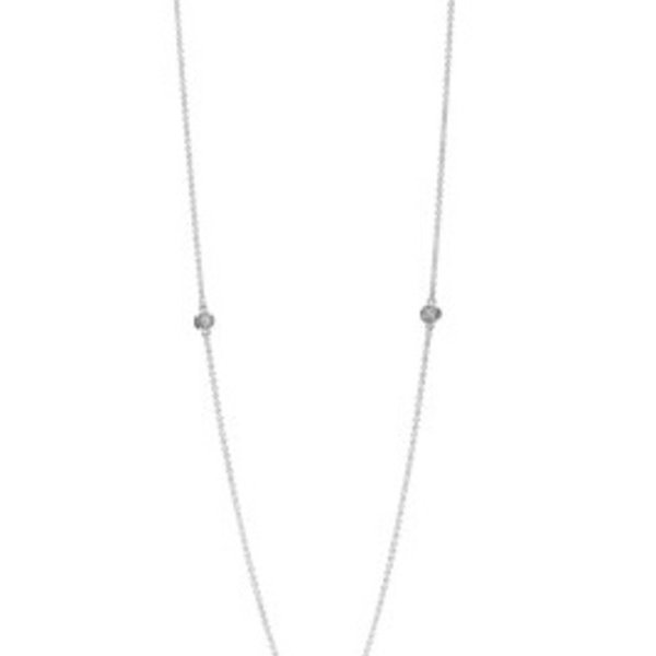 Pandora Dazzling Dainty Droplets Necklace