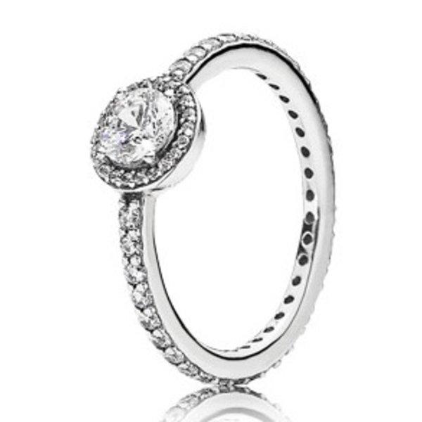 Pandora Classic Elegance Ring, Size 5