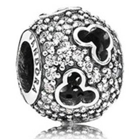 Pandora Mickey Silhouettes Charm