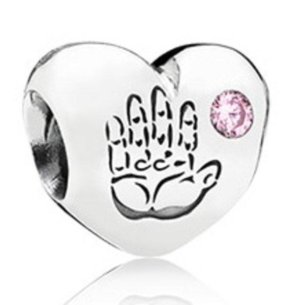 Pandora Baby Girl Charm
