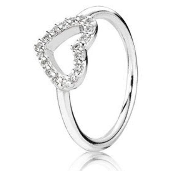 Pandora Be My Valentine Ring, Size 4.5