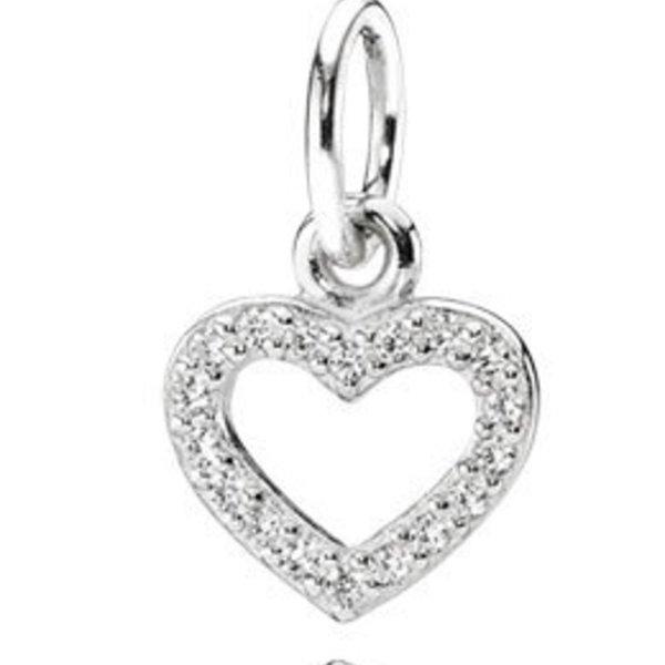 Pandora Be My Valentine, Clear Charm
