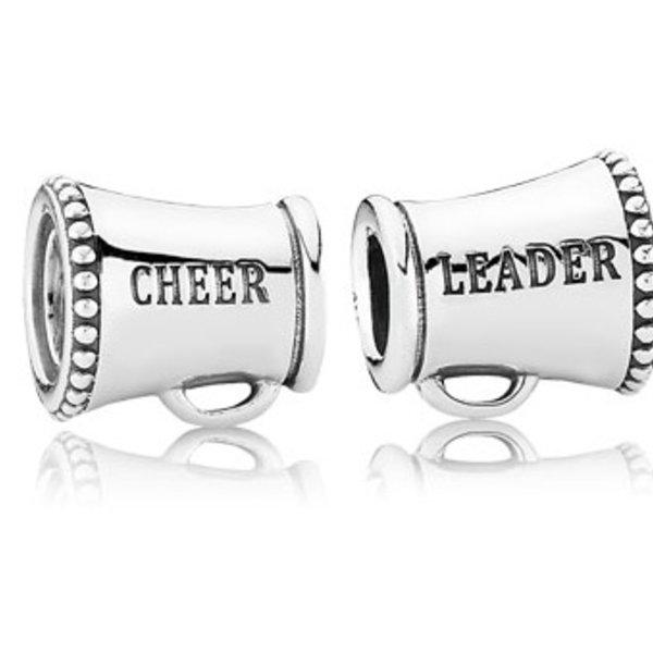 Pandora Cheerleader Charm