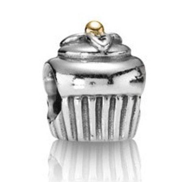 Pandora Cupcake Charm