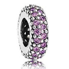 Pandora Inspiration Within Spacer, Purple