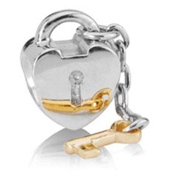 Pandora Key To My Heart Charm