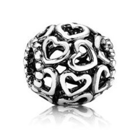 Pandora Open Your Heart Charm