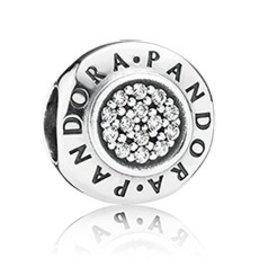 Pandora Pandora Signature Charm