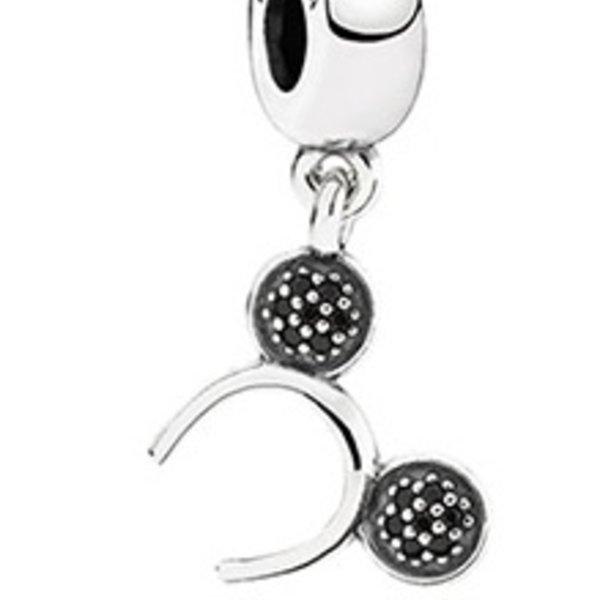 Pandora Mickey Headband Charm