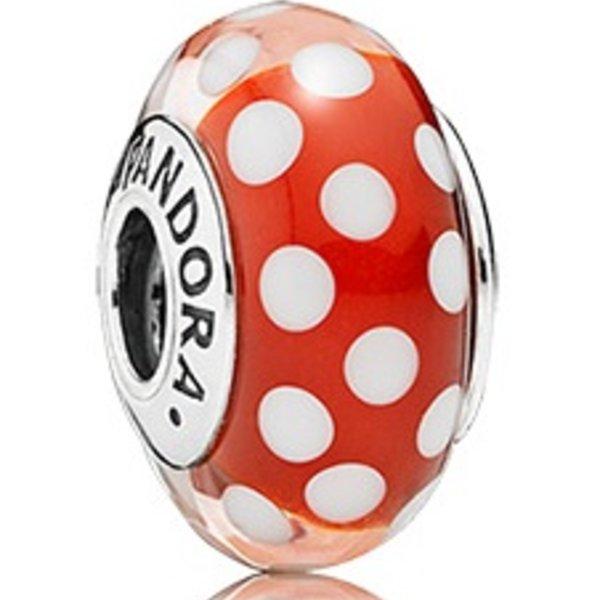 Pandora Minnie's Signature Look, Murano Glass