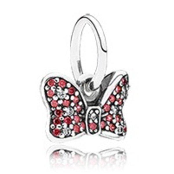 Pandora Minnie's Sparkling Bow Charm