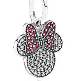 Pandora Sparkling Minnie Icon Charm