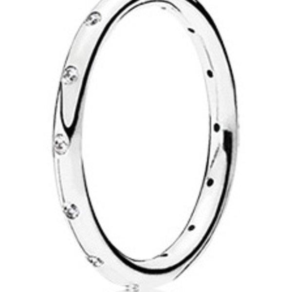 Pandora Droplets Ring, Size 6