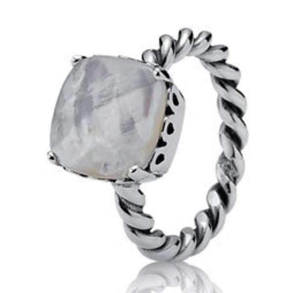 Pandora Elegant Sincerity Ring, Size 9