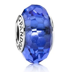 Pandora Fascinating Blue Murano Glass