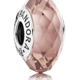 Pandora Fascinating Blush Murano Glass