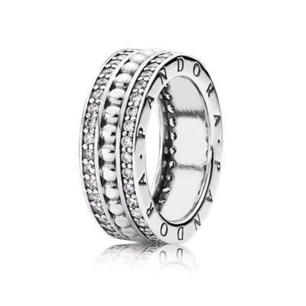 Pandora Forever Pandora Ring, Size 7.5