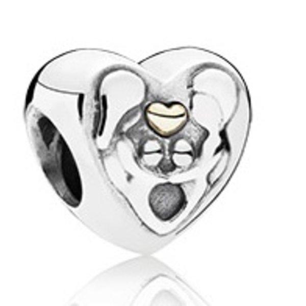 Pandora Heart Of The Family Charm