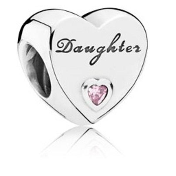 Pandora Daughter's Love Charm