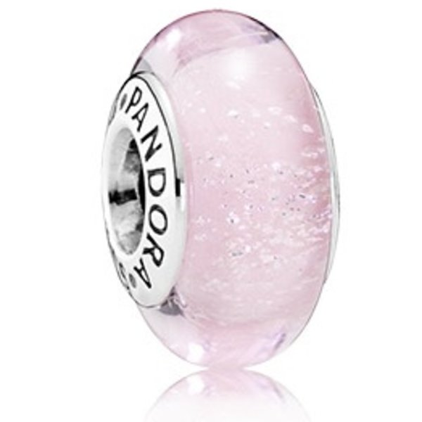 Pandora Aurora's Signatue Color, Murano Glass